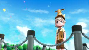 Pokémon Let's Go Pikachu/Eevee