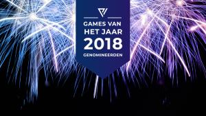 Games van het jaar 2018